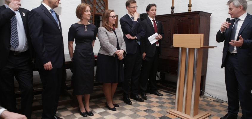 Состоялось открытие Фонда  увековечения памяти участников  Белого движения