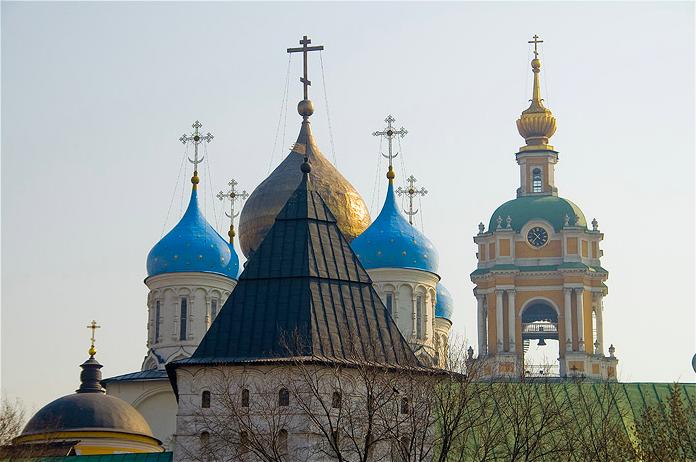 В Новоспасском монастыре откроют Культурный центр посвященный Белому движению